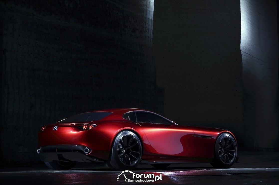Mazda RX-7 koncepcyjny model RX-VISION