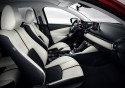 Mazda2, wnętrze