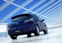 Mazda3 Facelift, Hatchback, tył, 2011