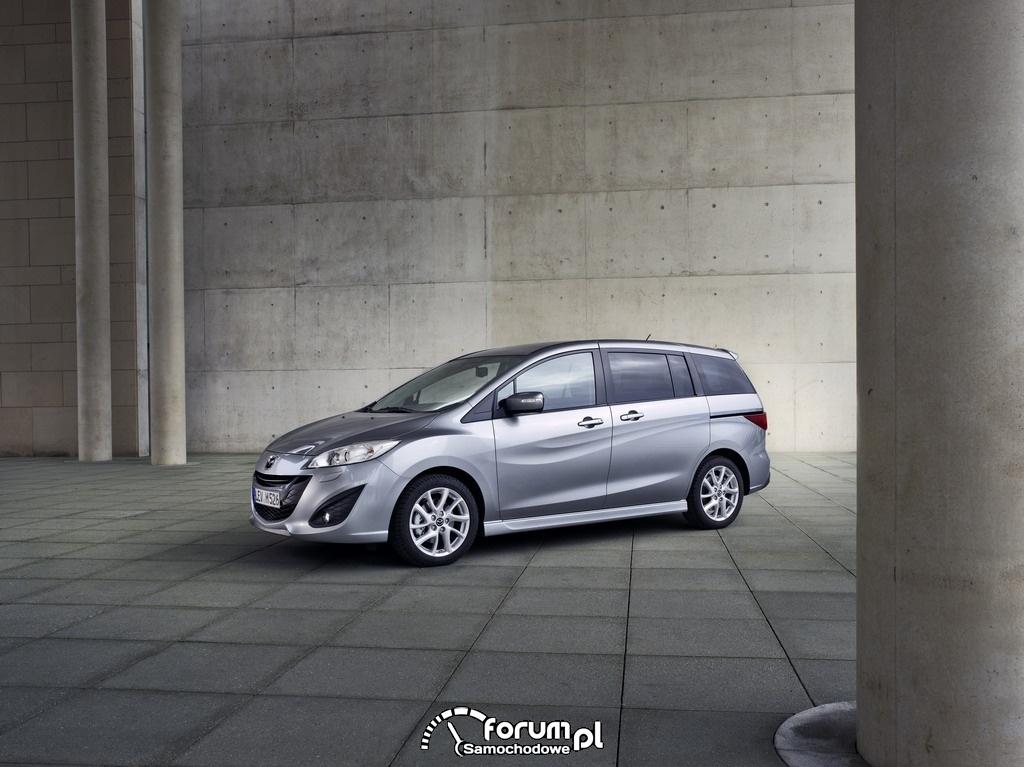 Mazda5, minivan, 2013