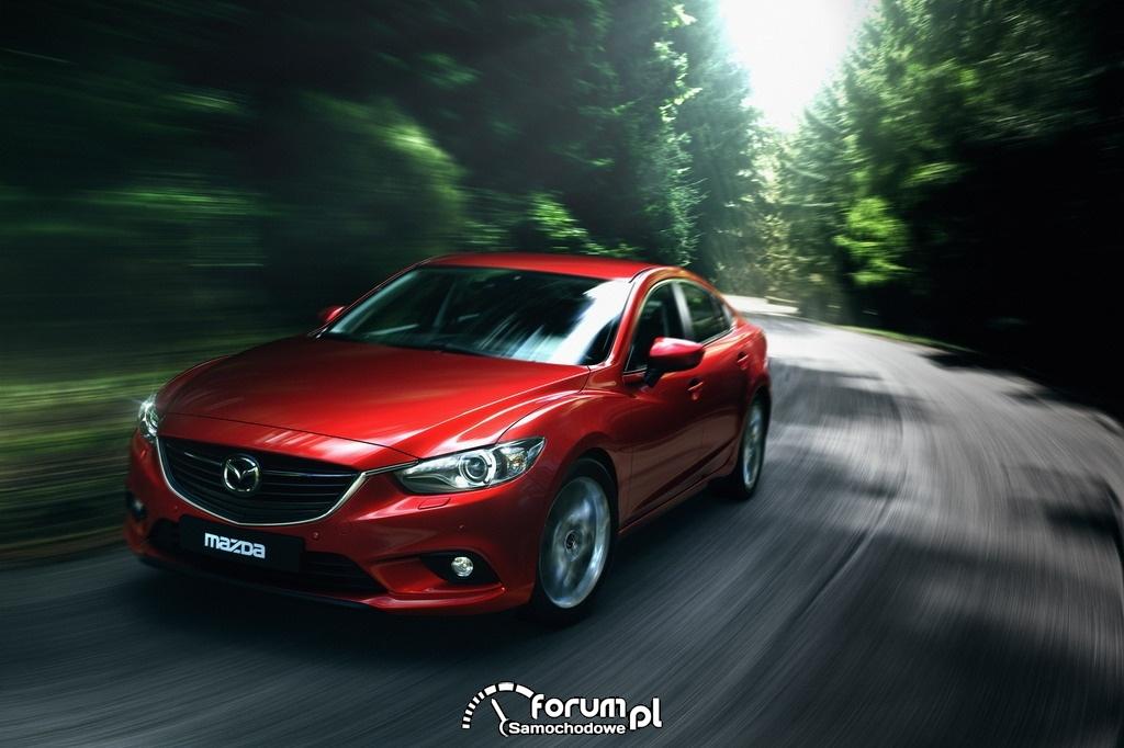 Mazda6, Sedan, 2012, 3