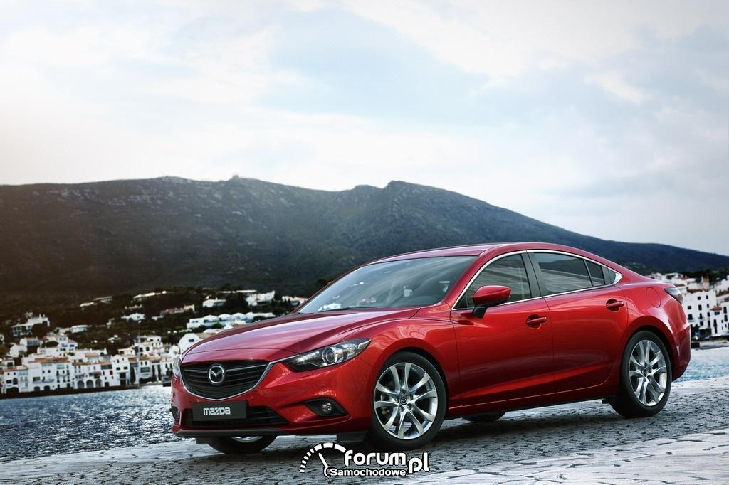 Mazda6, Sedan, 2012, 7