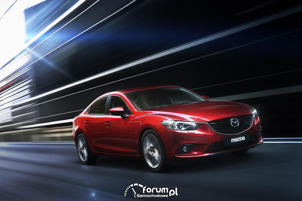 Mazda3 i Mazda6 nagrodzone w plebiscycie Auto Lider 2013