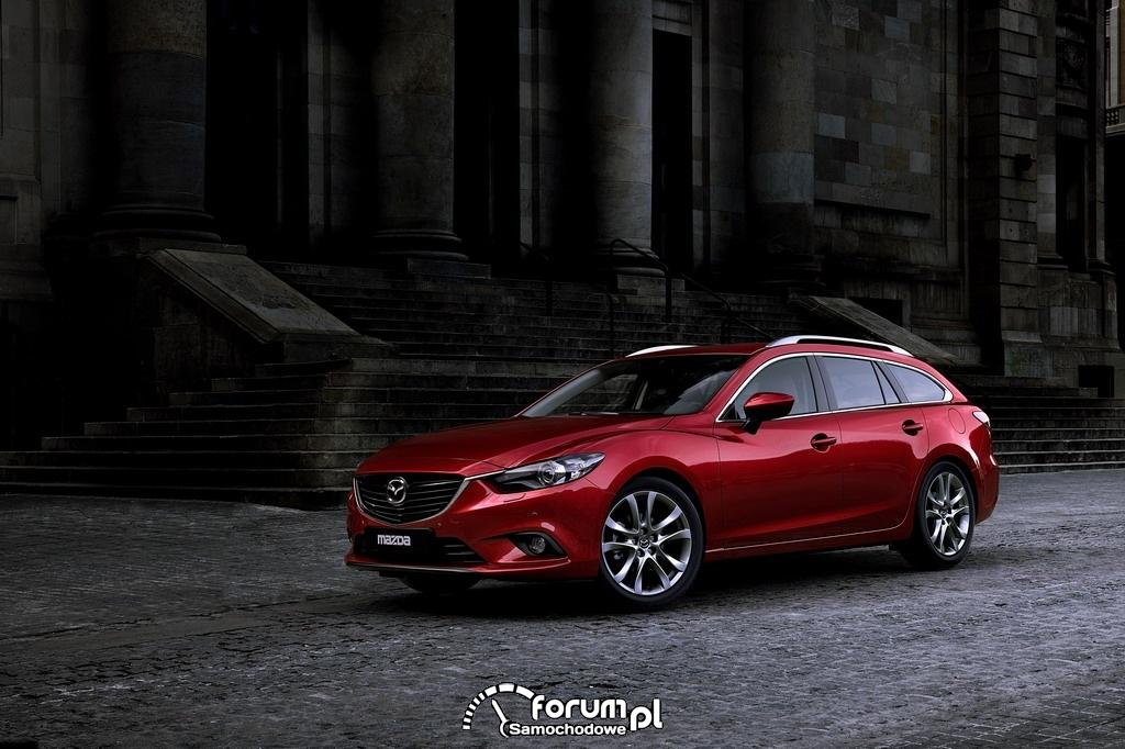 Mazda6 Sport Kombi, 2012, 2