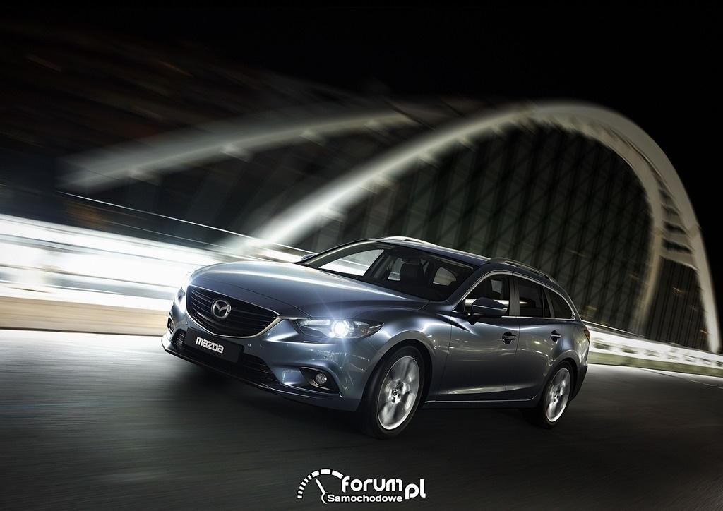 Sedan czy Sport Kombi – Mazda bez dopłaty do wersji nadwozia