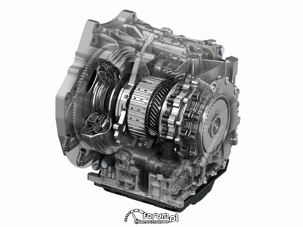 Skrzynia automatyczna SKYACTIV-Drive, Mazda6, 2012