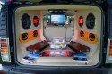 Hummer H2 - Car audio