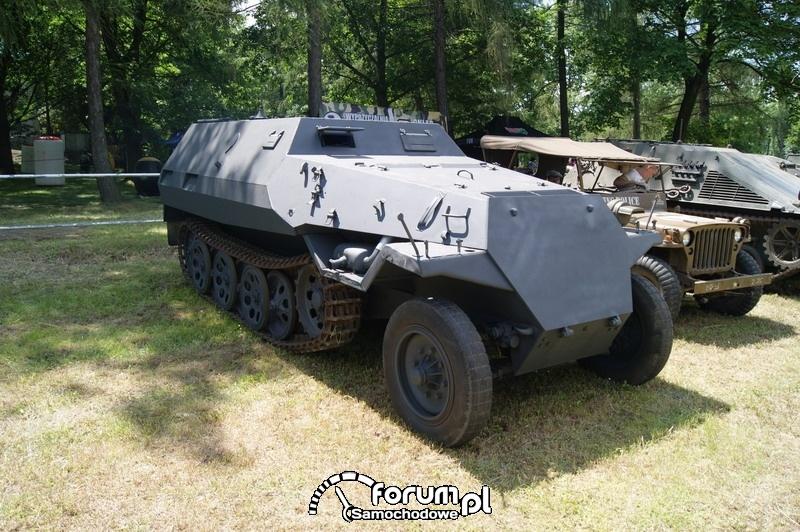 Pojazd opancerzony