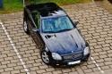 Mercedes-Benz SLK, parkowanie tyłem