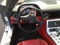 Mercedes-Benz SLS AMG, kierownica, deska rozdzielcza