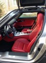 Mercedes-Benz SLS AMG, wnętrze i środkowa konsola