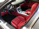 Mercedes-Benz SLS AMG, wnętrze