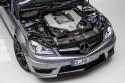 Mercedes C 63 AMG - Edition 507, silnik V8 6,2L 507KM AMG