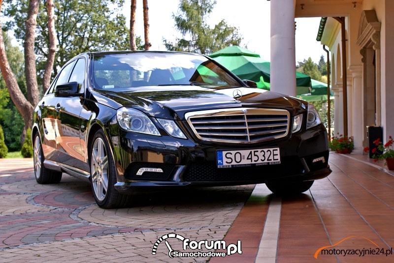 Mercedes E 350 CDI