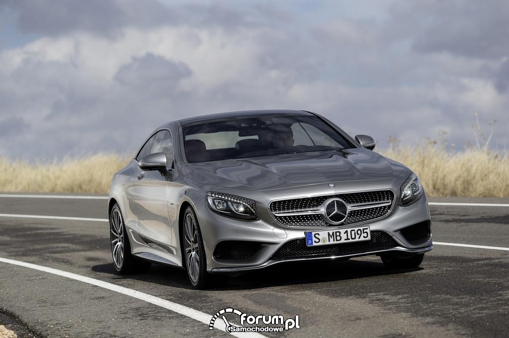 Mercedes Klasa S Coupé