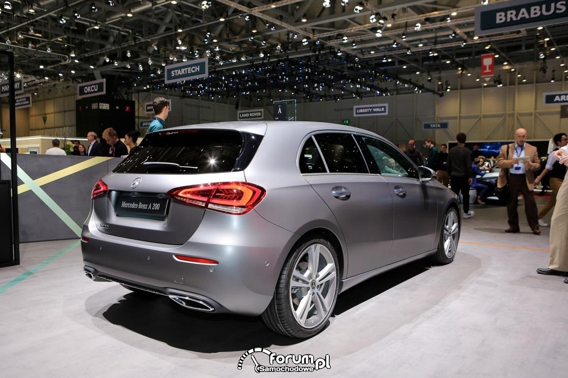 Mercedes klasy A (2018)