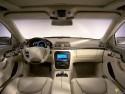 Mercedes S W220, wnętrze