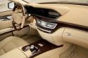 Mercedes S W221, wnętrze