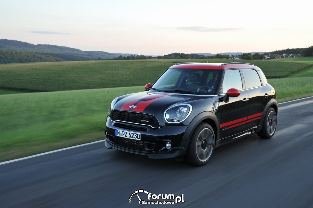 MINI John Cooper Works Countryman, 1