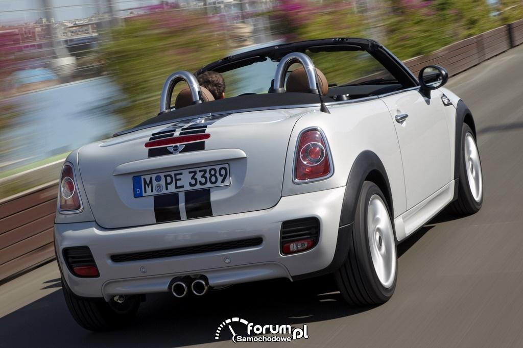 Mini Roadster z otwartym dachem 2012 01