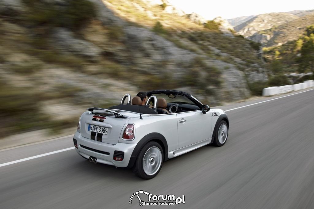 Mini Roadster z otwartym dachem 2012 04