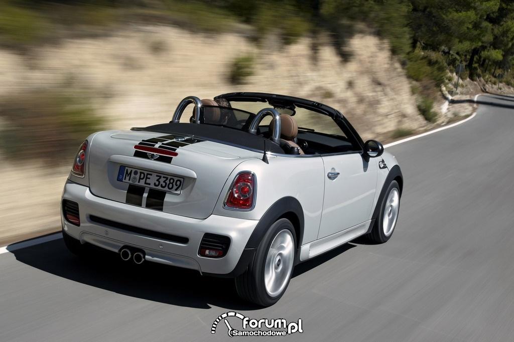Mini Roadster z otwartym dachem 2012 05
