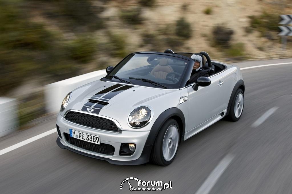 Mini Roadster z otwartym dachem 2012 14