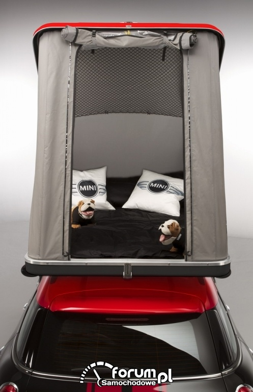 MINI - stylowy namiot : 2