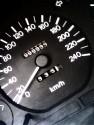 Licznik, 999999km, Mitsubishi Carisma