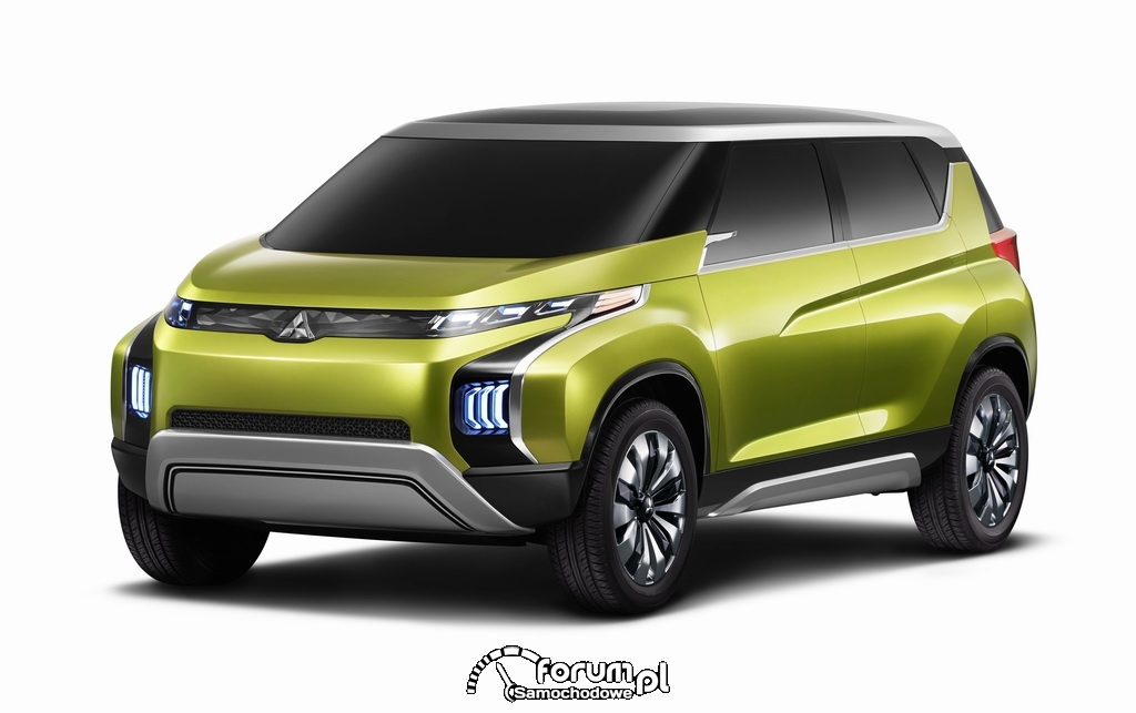 Mitsubishi AR-Concept, przód