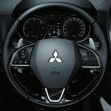 Mitsubishi ASX 2015,5, licznik i kierownica multifunkcyjna