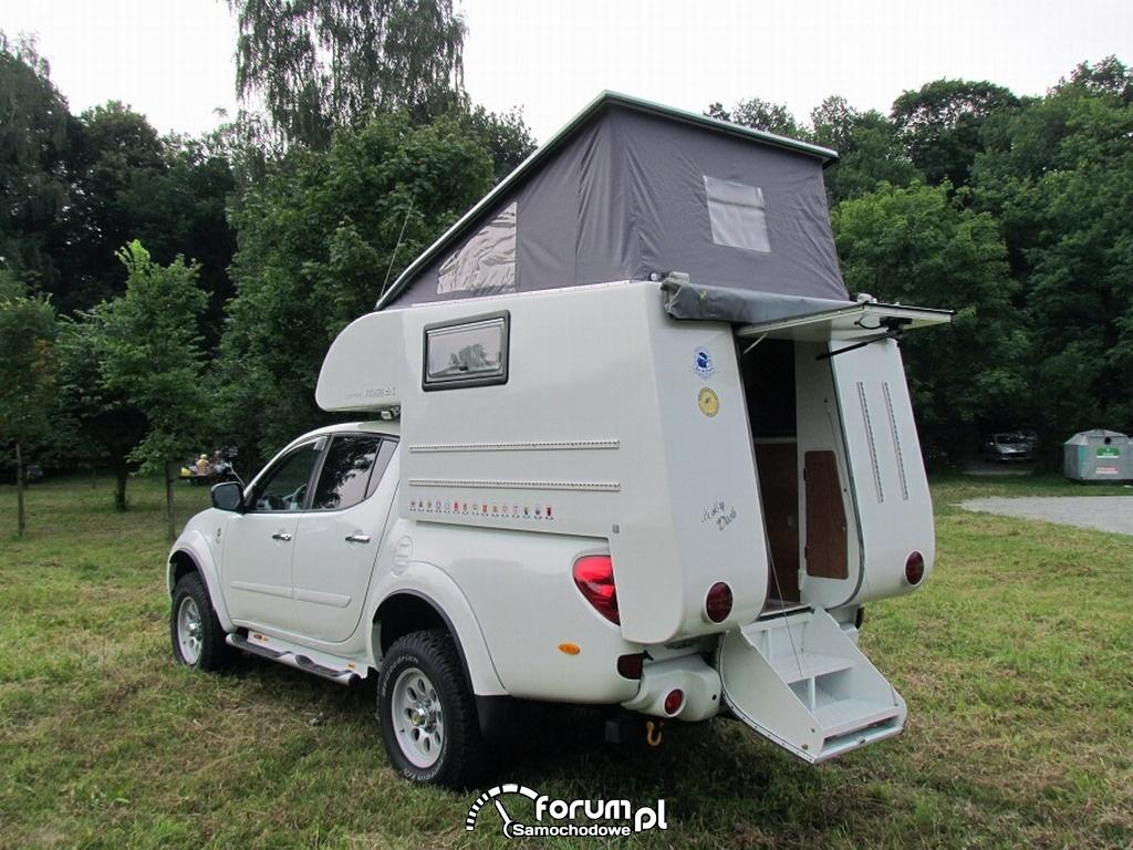 Mitsubishi L200 Expedition Camper, 3