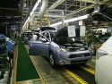Mitsubishi Outlander PHEV - linia montażowa w fabryce w Okazaki