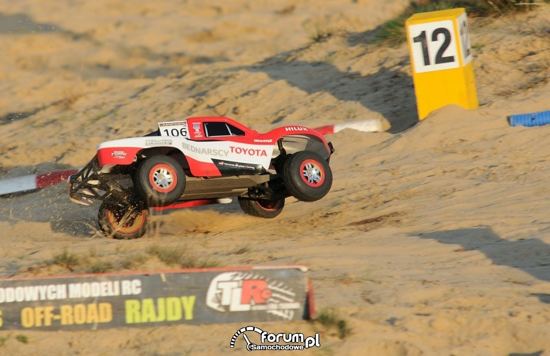 Toyota Adventure Rally, 3, model RC