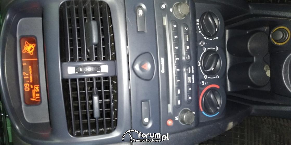 Radio Renault clio