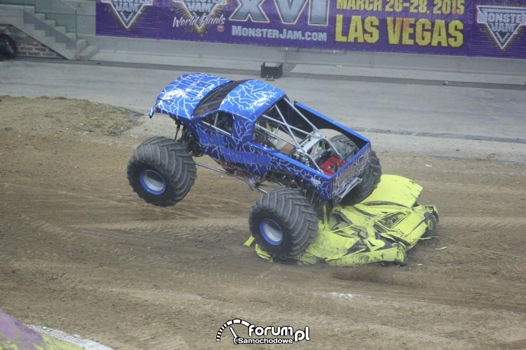 Blue Thunder - Monster Truck, 15