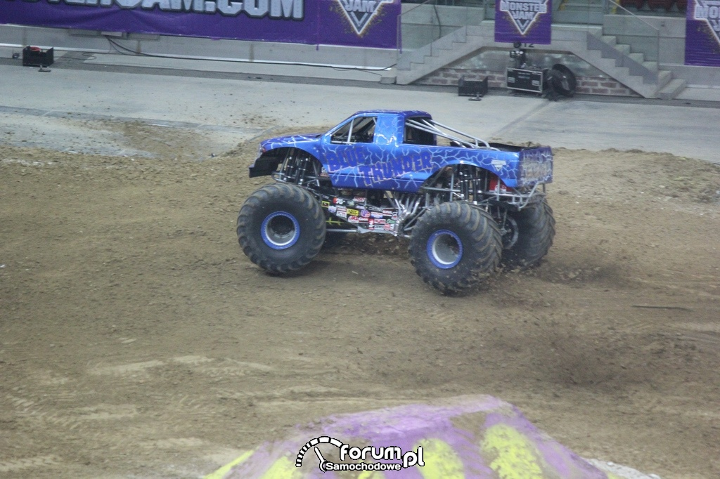 Blue Thunder - Monster Truck, 16