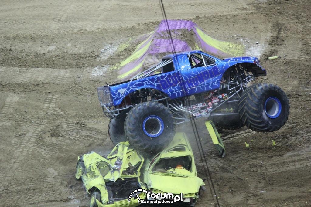 Blue Thunder - Monster Truck, 18