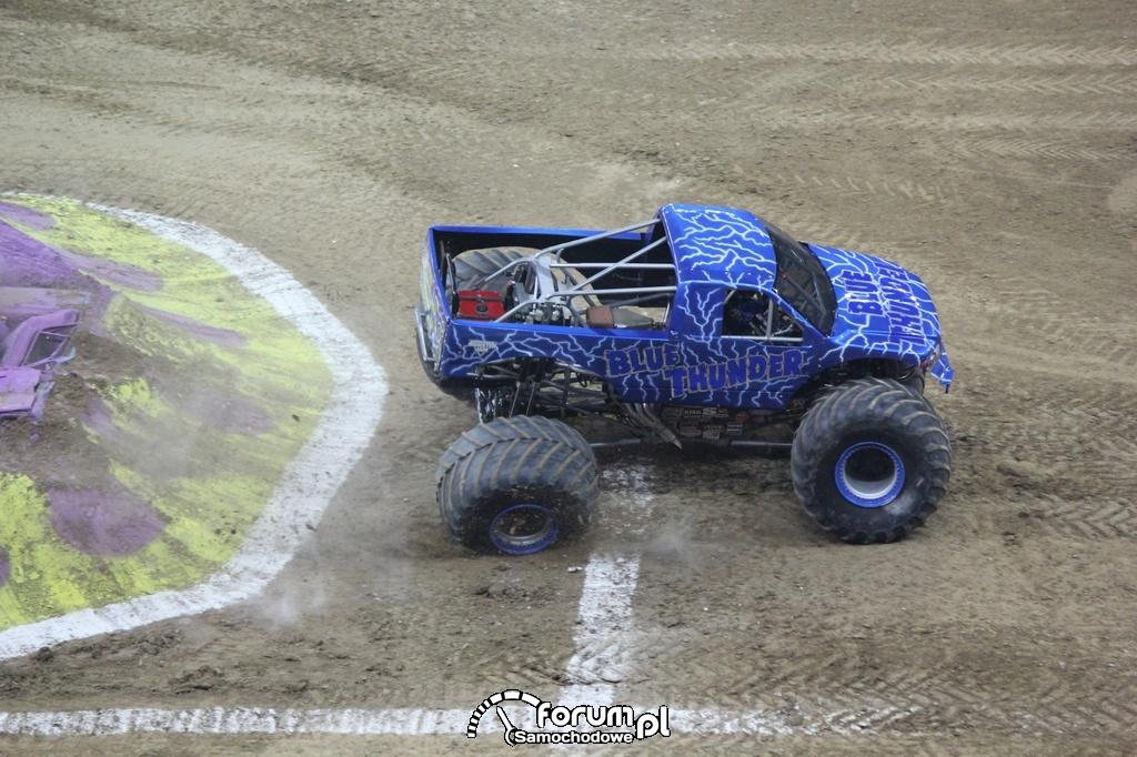 Blue Thunder - Monster Truck, 2