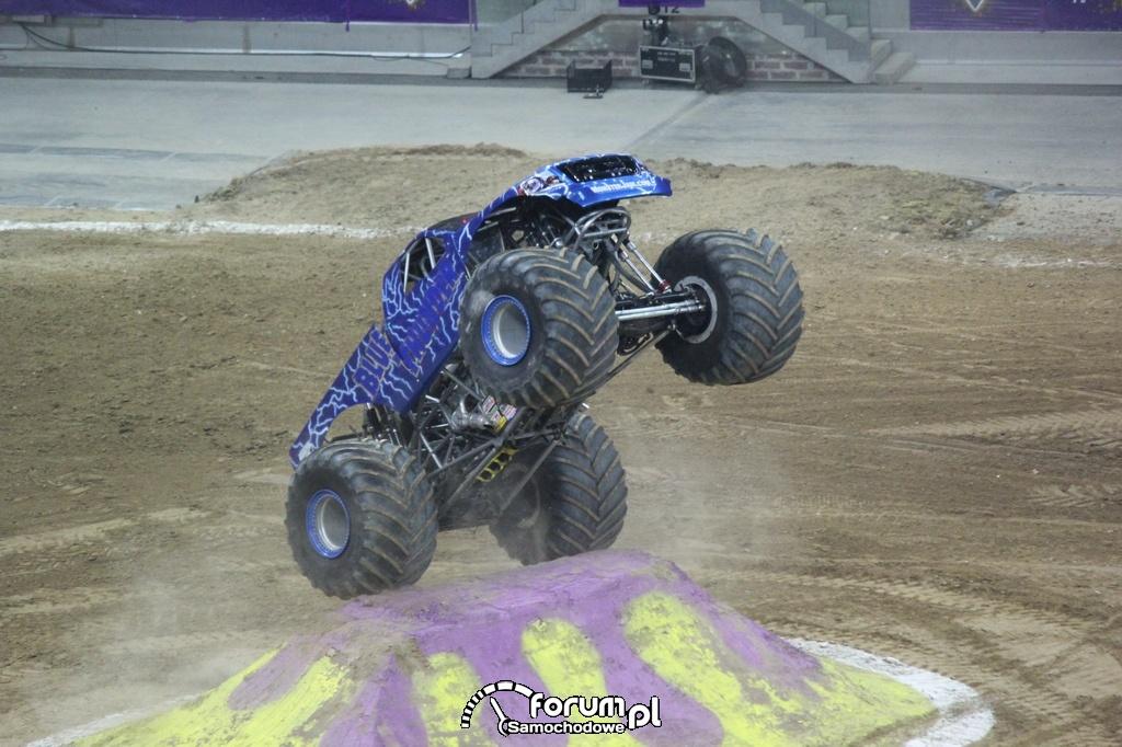 Blue Thunder - Monster Truck, 3
