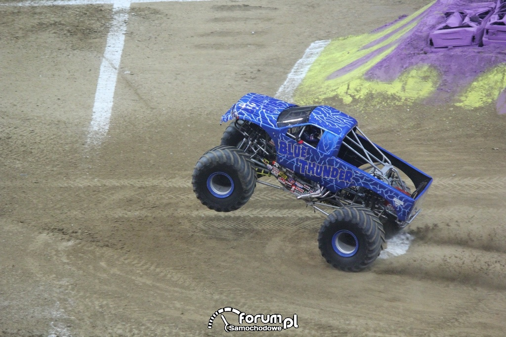 Blue Thunder - Monster Truck, 4