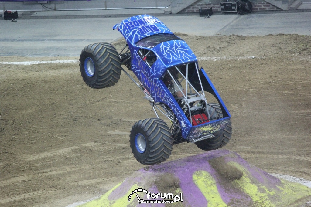Blue Thunder - Monster Truck, 5