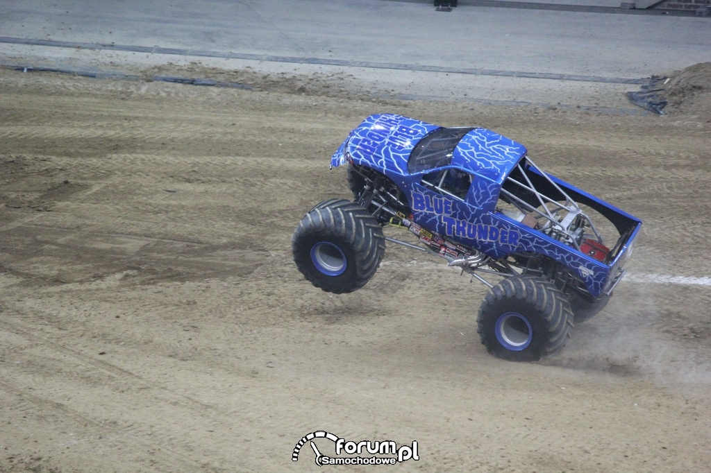 Blue Thunder - Monster Truck, 7