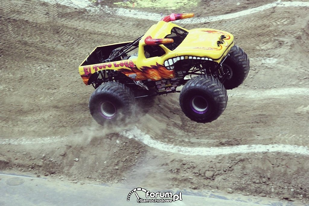 El Toro Loco - Monster Truck, 10