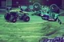 Grave Digger - Monster Truck do góry kołami