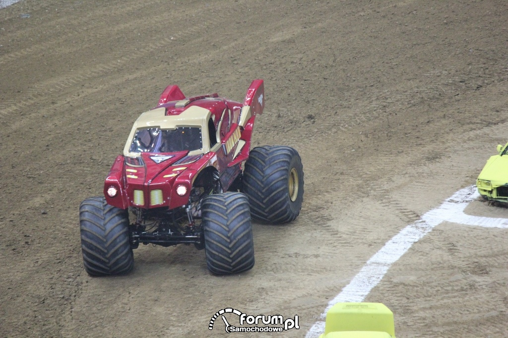 Iron Man - Monster Truck, 2