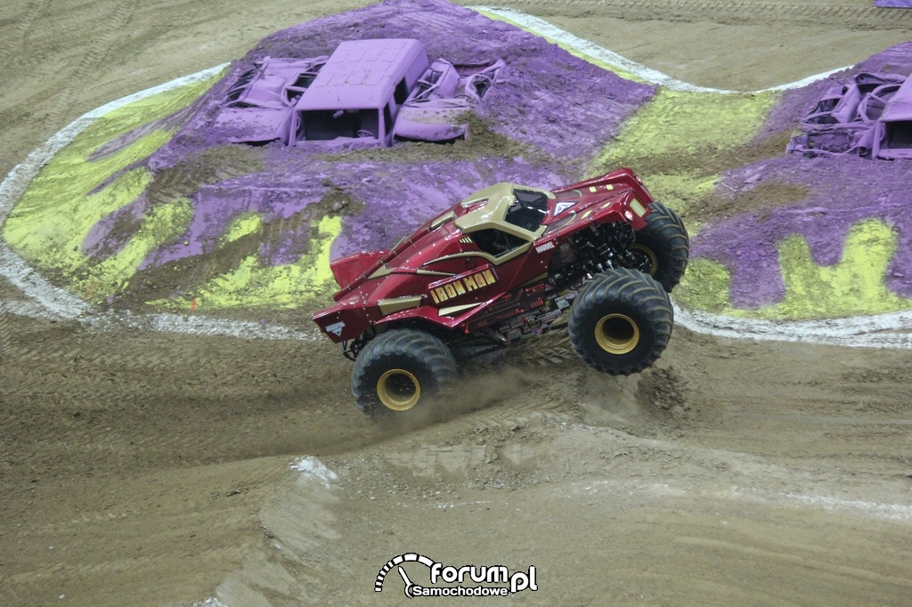 Iron Man - Monster Truck, 3