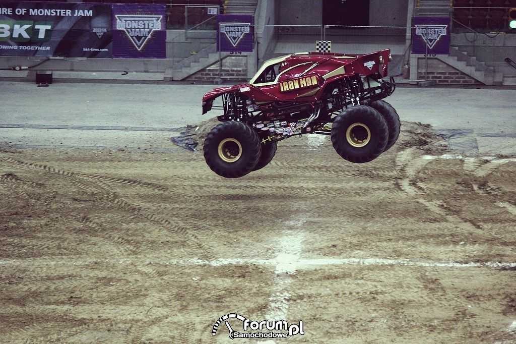 Iron Man - Monster Truck, 5