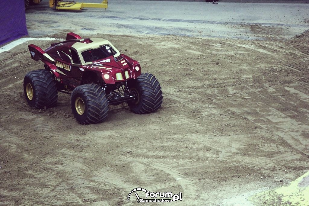 Iron Man - Monster Truck, 6
