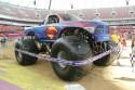 Man of Steel - Monster Truck na Pit Party, przód